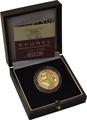 2006 £2 Two Pound Proof Gold Coin: Brunel, The Man Boxed