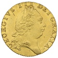 1792 George III Gold Guinea