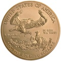 1992 1oz American Eagle Gold Coin