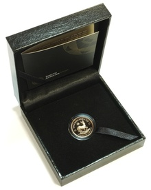 2017 1/4oz Gold Proof Krugerrand 50th Anniversary - Boxed