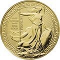 2018 1oz Gold Britannia (Oriental Border) Coin