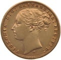 Unavailable Years Half Sovereign