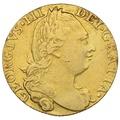 1776 Guinea George III Gold Coin