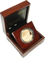 2015 - Gold £5 Proof Crown, 50th Anniversary of the Death of Sir Winston Churchill Boxed
