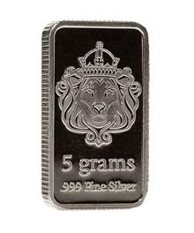 Scottsdale 5 Gram Silver Bar