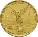 Tenth Ounce Libertad Gold Coin