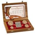 Krugerrand Prestige 2006 King Edward VII 4-Coin Gold Proof Set Boxed