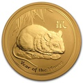 1/4oz Perth Mint Gold Lunar Coins