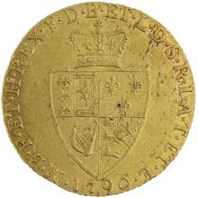 1790 Guinea Gold Coin