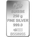 250 Gram Silver Bars