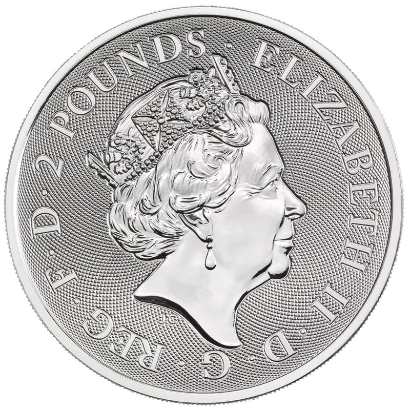 2020 Valiant One Ounce Silver Coin