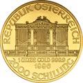 1996 1oz Austrian Gold Philharmonic Coin