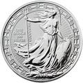 2019 1oz Silver Britannia (Oriental Border) Coin