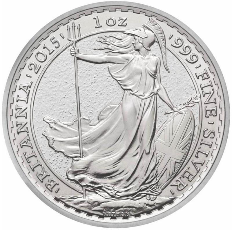 1oz Silver Britannia Best Value Coin
