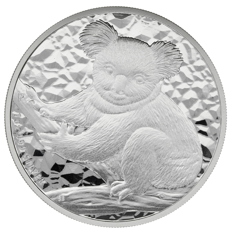 2009 1oz Silver Australian Koala