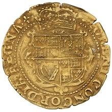 1625 Charles I Unite Gold Coin