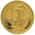 1991 Quarter Ounce Proof Britannia Gold Coin