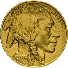 2011 1oz American Buffalo Gold Coin