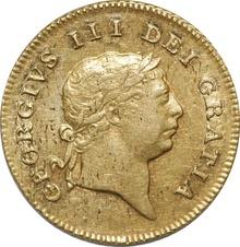 1806 George III Half Guinea