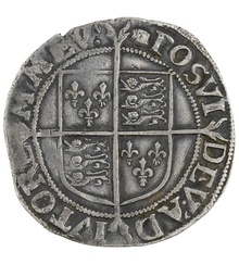 Elizabeth I Shilling - Good Fine