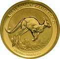 2017 Quarter Ounce Gold Australian Nugget