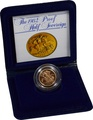 Gold Proof 1982 Half Sovereign Boxed