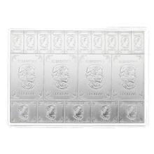 2 Ounce Silver Maple Flexbar Coin Bar