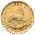 1969 2R 2 Rand coin South Africa