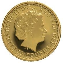 2003 Quarter Ounce Proof Britannia Gold Coin