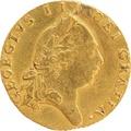 1797 George III Gold Half Guinea