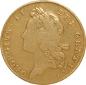 1731 George II Guinea