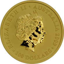 2009 1oz Gold Australian Nugget