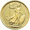 2019 Britannia One Ounce Gold Coin