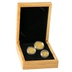 2020 Panda Bullion 3-Coin Set Gift Boxed