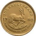 1980 Tenth Ounce Krugerrand