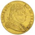 Louis XVIII Uniformed Bust