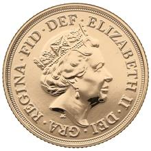 Ten 2019 Sovereign Gold Coin in Gift Box