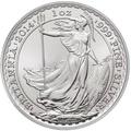 2014 1oz Britannia Silver Coin