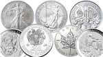 1oz Best Value Silver coins