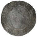 1563 Elizabeth I Silver Sixpence mm Pheon