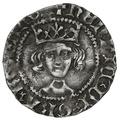 1413-22 Henry V Hammered Silver Penny