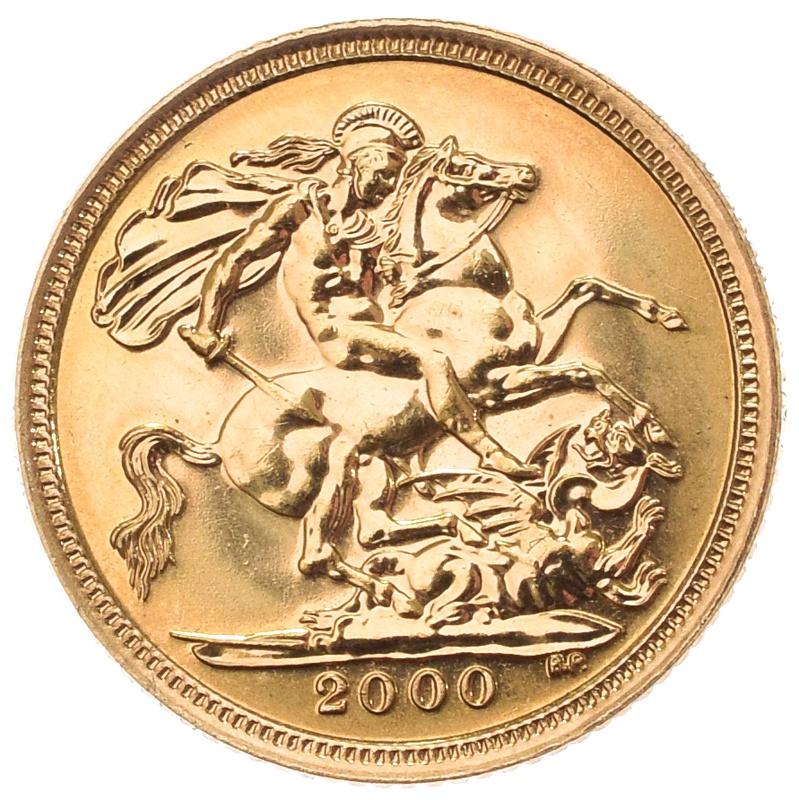 Bullion Gold Half Sovereign Best Value
