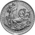 2009 1oz Silver Britannia Coin