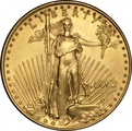 2002 Quarter Ounce Eagle Gold Coin