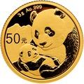 2019 3g Gold Chinese Panda Coin