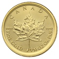 2019 Tenth Ounce Gold Maple