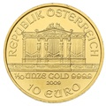 2009 Tenth Ounce Gold Austrian Philharmonic