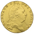 1793 George III Guinea Gold Coin