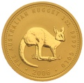 2006 1oz Gold Australian Nugget
