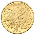 1987 Proof Bicentenary of the Constitution - American Gold Commemorative $5